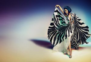 Nicky Minaj, nueva musa de Roberto Cavalli