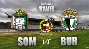 Previa. UD Somozas-Burgos CF: resucitar o agonizar