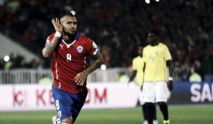 Roja alla seconda: stanotte c'è Cile-Messico
