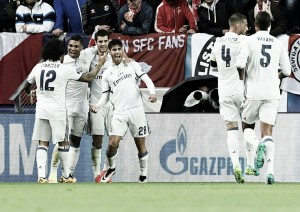 Supercoppa Europea, vince il Real delle seconde linee
