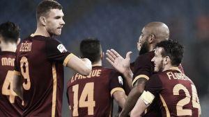 L'AS remporte le derby de Rome (2-0)
