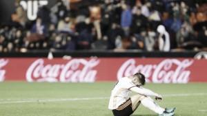 Al Valencia CF se le atragantan los minutos finales