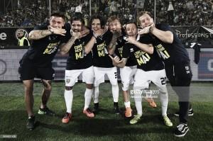 El Parma vuelve a la Serie A cuatro años después