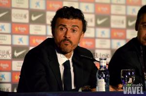 """Luis Enrique: """"Tener a un jugador como Messi es un privilegio"""""""