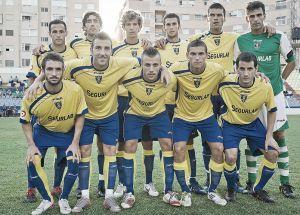 Orihuela C.F - Real Betis B: primer match ball