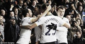 Los 'spurs' vapulean al Newcastle y pasan a semifinales
