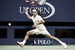Federer barre a Wawrinka y se cita con la historia