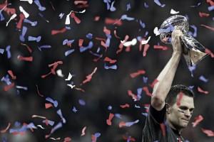 Tom Brady pode superar Peyton Manning e se tornar quarterback mais velho a vencer Super Bowl