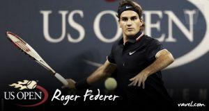 US Open 2015. Roger Federer: el más grande quiere su 18º Grand Slam