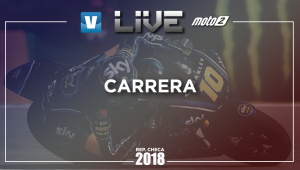 Resumen carrera GP de la República Checa 2018 de Moto2