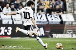 Valencia - Sporting: puntuaciones del Valencia, jornada 22 de Liga BBVA