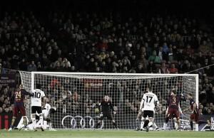 Barcelona - Valencia: puntuaciones del Valencia, semifinales de la Copa del Rey