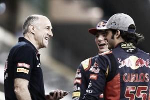 Franz Tost cree que Carlos Sainz sacará su potencial en 2016