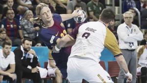 Victoria sufrida del FC Barcelona para conseguir el liderato