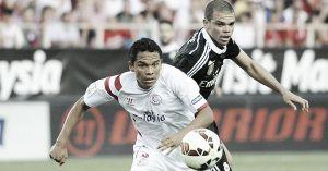Bacca marcó en la derrota ante el Madrid