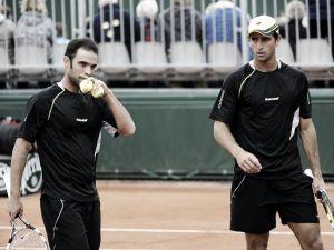 Farah cayó en mixtos y dejó a Colombia sin representantes en Roland Garros