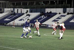 La UD Almería B se estrena ante la UD Melilla con un empate