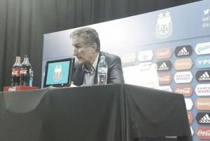 """Argentina vence jogando mal, mas Bauza ressalta: """"Sempre o mais importante é ganhar"""""""