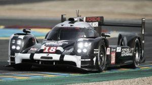 Sarà una prima fila targata Porsche alla 24 ore di Le Mans
