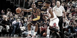 Los Cavaliers acribillan desde el perímetro a los Bulls
