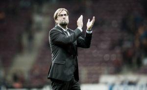 """Jürgen Klopp: """"La diferencia con la Bundesliga es que hoy hemos defendido bien"""""""