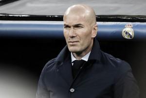 """Zidane valoriza classificação contra Juventus e destaca: """"Foi merecido pelos 180 minutos"""""""