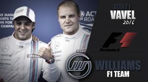 Williams, en busca de la victoria
