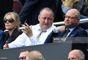 Mike Ashley places Newcastle United up for sale, wants deal done before Christmas