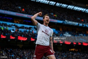 """Ashley Barnes claims Burnley """"finished after 10 minute spell"""" against Manchester City"""