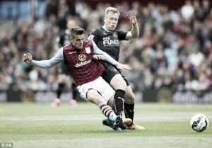Ashley Westwood reveals he didn't care what Villa paid him when he signed