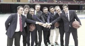 El Betis, Energía Plus y CaixaBank se unen para salvar al CB Sevilla