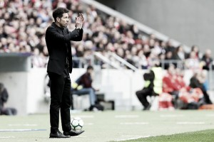 """Simeone destaca atuação do Atlético em vitória sobre Levante: """"Tivemos contundência"""""""