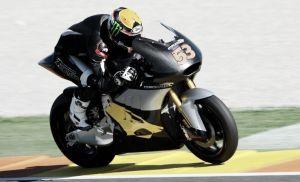 Tito Rabat es el más rápido de la primera jornada en Jerez