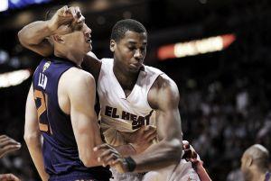 Alex Len y Hassan Whiteside, multados por su pelea en el Heat vs Suns