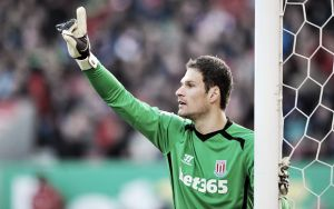 Hughes: Begovic contract talks will take place after season ends