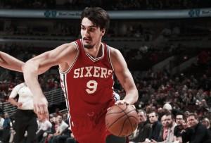 Philadelphia 76ers joga melhor e bate Chicago Bulls fora de casa