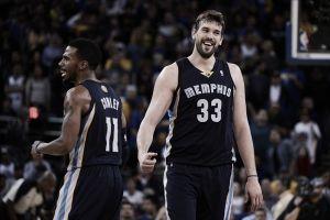Memphis Grizzlies acaba con la racha de los Warriors