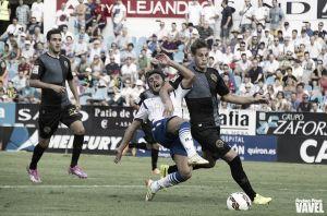 El Zaragoza vuelve a dejarse tres puntos en los estertores del partido