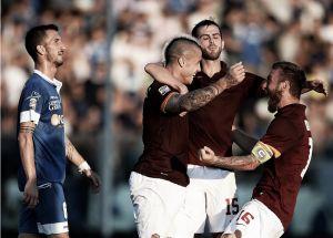 Roma - CSKA Moscú: la 'Loba' vuelve para enseñar los dientes en Europa