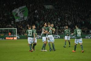 ASSE 2-2 Dijon FCO : Des Verts à réaction