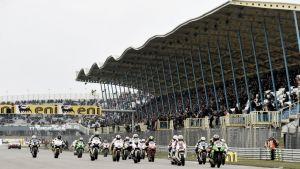 Horarios del GP de Holanda