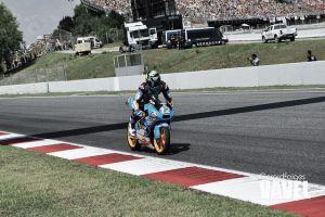 Álex Márquez triunfa en La catedral del Motociclismo