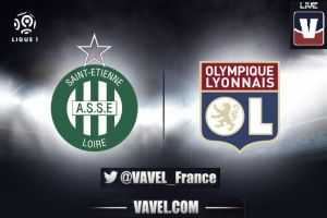 Live ASSE - OL, le match en direct