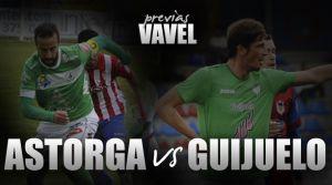 Atlético Astorga - Guijuelo: en juego todo, en juego nada