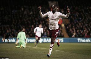 Crystal Palace 0-1 Aston Villa: Villa record overdue win