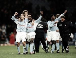 La gran remontada de Old Trafford
