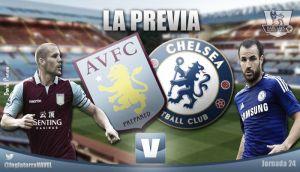 Aston Villa - Chelsea: pelea asimétrica entre la sequía y el exceso