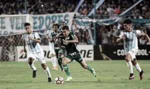 Palmeiras vs Atlético Tucumán: un partido para alquilar balcones