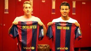"Deulofeu: ""Vuelvo al Barça para triunfar"""