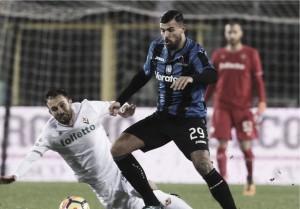 Atalanta e Fiorentina ficam no empate e perdem chance de se aproximar da zona de UEL